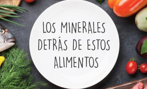 El poder de los minerales