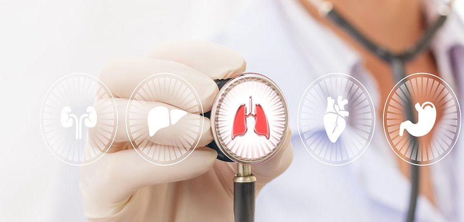 Enfisema pulmonar y perdida de peso