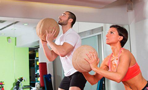 Entrena intensamente con CrossFit