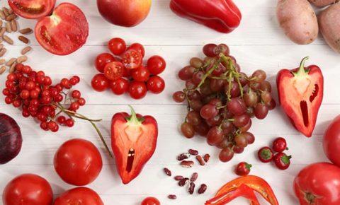 ¿Tienes hipertensión? Come alimentos rojos