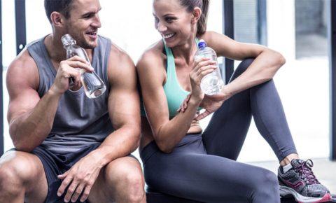 Fitness: La energía de dos