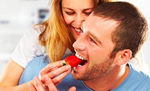 Fresas, ideales para personas con diabetes