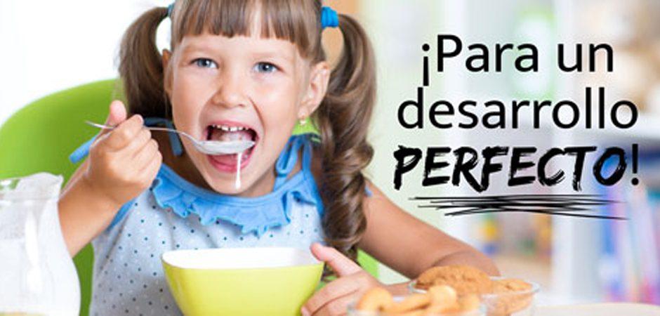 Alimentos que tu hijo debe comer siempre