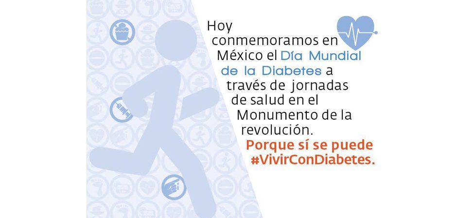 Juntos en el Día Mundial de la Diabetes