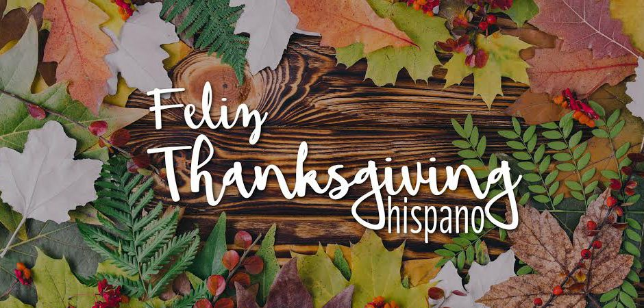 La historia que viste la mesa de Thanksgiving