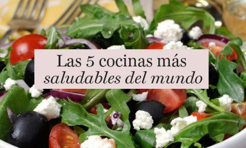 Gastronomías frescas y naturales
