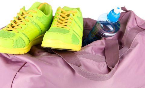 ¿Listo para ir al gimnasio? Esto es lo que necesitas: