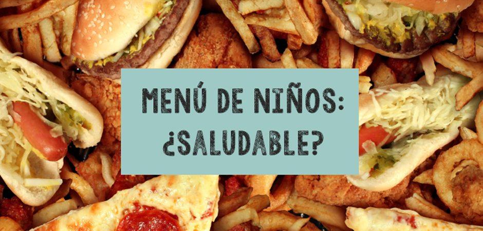 Lo que tus hijos deben comer en los restaurantes