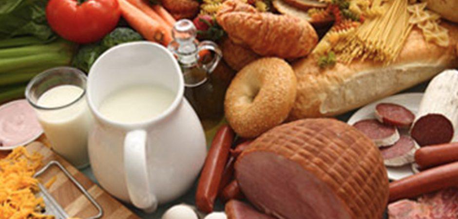 Los 7 grupos alimenticios, al descubierto