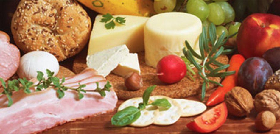 Los 7 grupos de alimentos, al descubierto