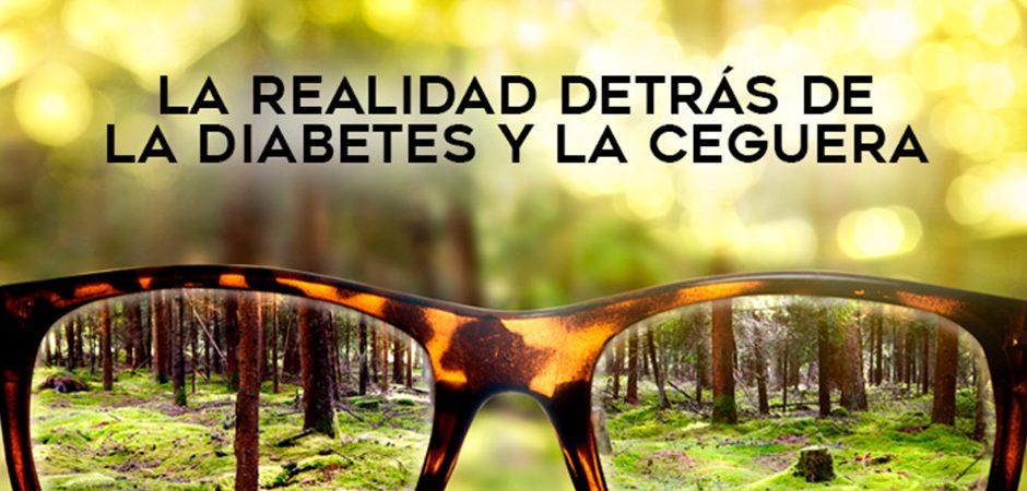 Los ojos detrás de la diabetes