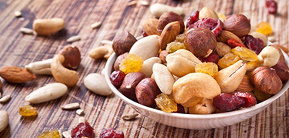 Los sí y los no de los frutos secos