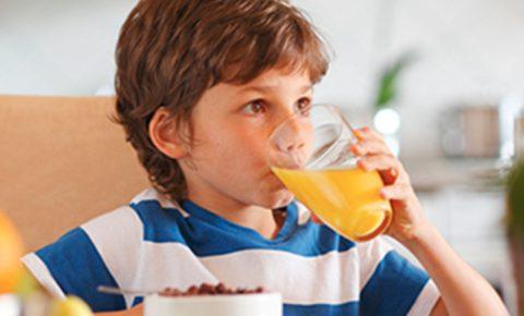 Mantén a tu hijo sano y fuerte