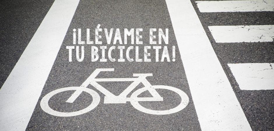 Andar en bici: Un ejercicio integral