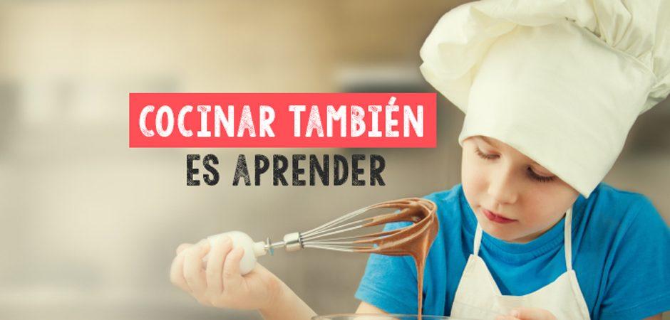 Motiva a tus hijos al cocinar