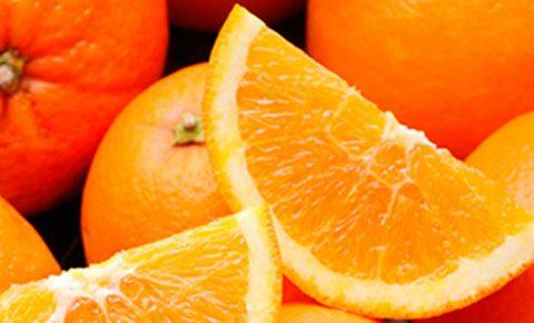 Naranja, el toque cítrico en tus postres