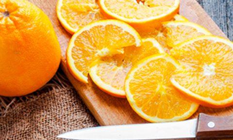 Naranjas en tus postres, ¡una buena combinación!
