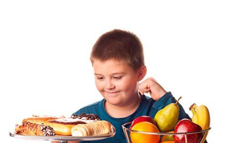 Niños sin obesidad (¡ni diabetes!)
