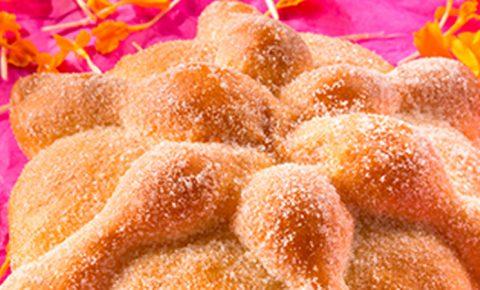 Pan de muerto, una dulce tradición