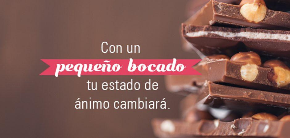 ¿Porqué las mujeres amamos tanto el chocolate?