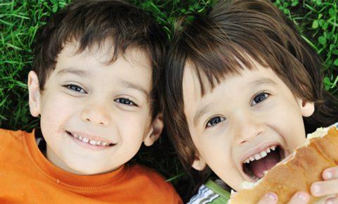 Porque tus hijos merecen estar bien alimentados
