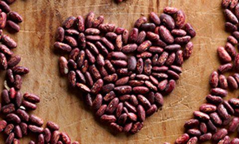 Reduce el colesterol con frijol