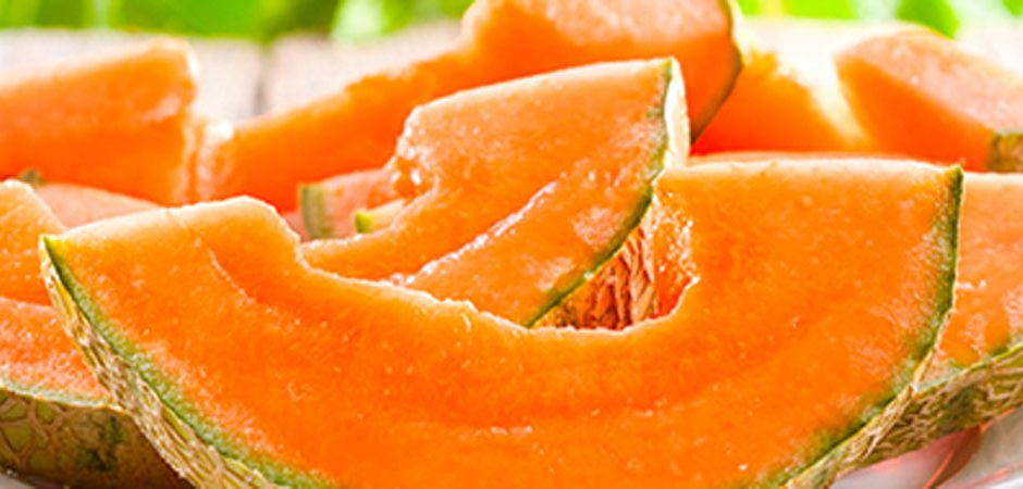 Reduce tu colesterol con melón