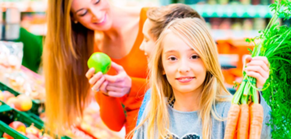Refri listo y saludable para tus hijos
