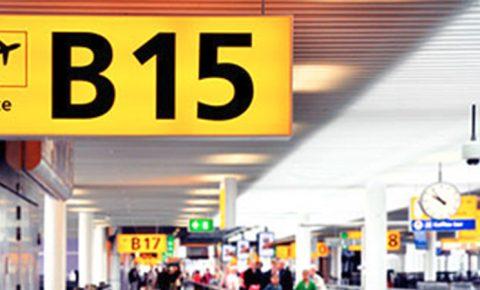 Restaurantes saludables en los aeropuertos del mundo
