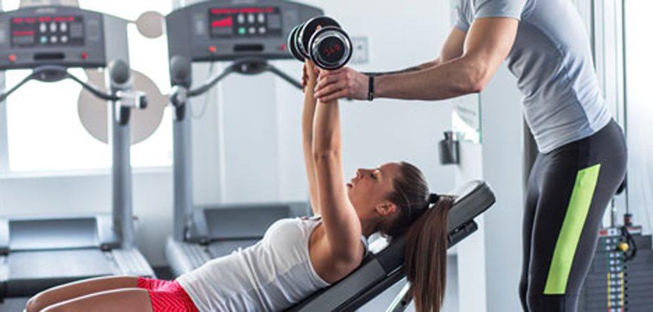 ¿Sabías que hacer pesas reduce el colesterol?