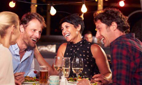 Tips para cenar ligero sin estar en casa