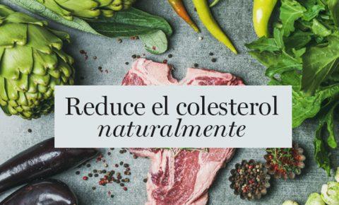 Suplementos naturales para controlar el colesterol
