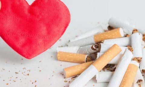 Tabaco, colesterol y alimentación