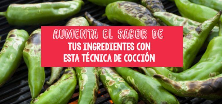 Técnica de cocción tradicional mexicana