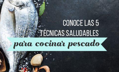 Técnicas saludables para cocinar pescados y mariscos