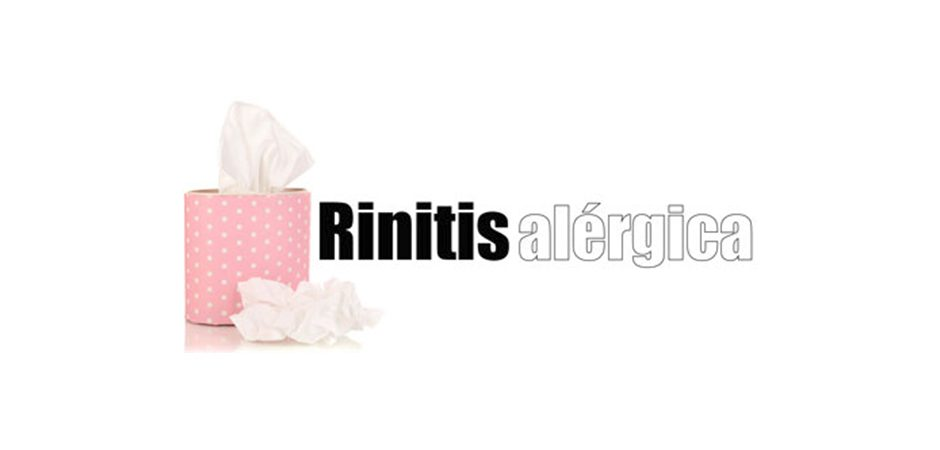 ¿Tienes rinitis alérgica?