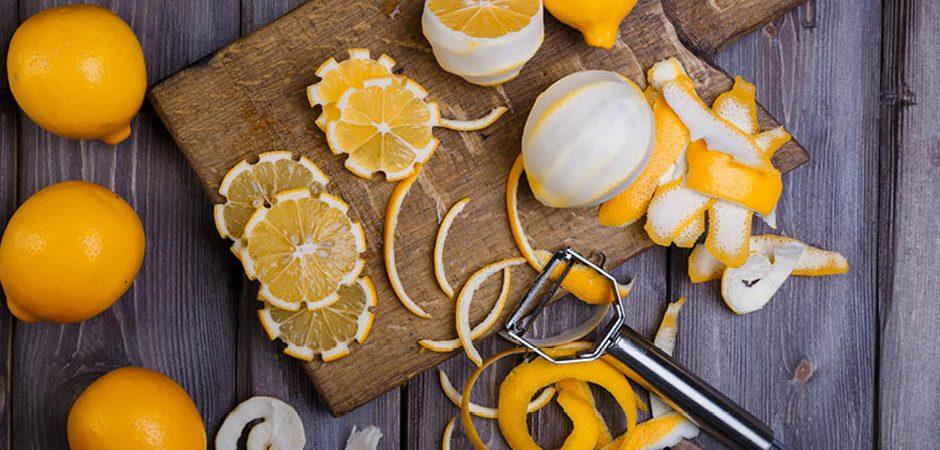 Tips para rallar y pelar frutas