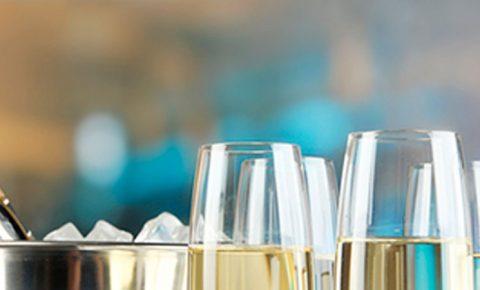 Un buen pretexto para tomar champaña
