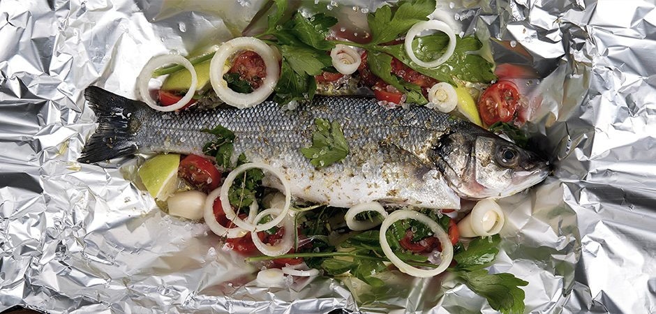 Una manera saludable de cocinar tus alimentos delicados