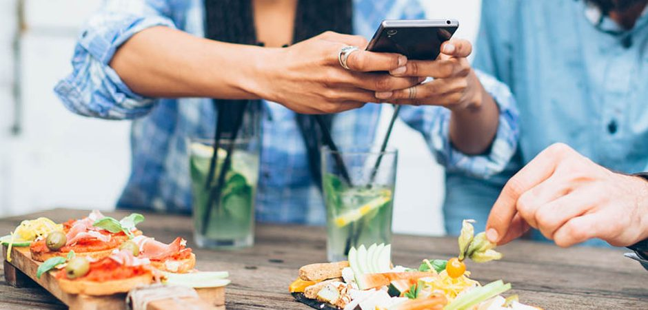 Una nueva relación con la comida