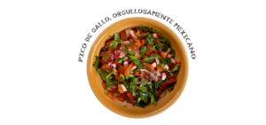 Una salsa muy mexicana