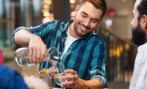 Vete de fiesta…pero bien hidratado