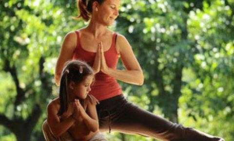Yoga para los más pequeños de la casa