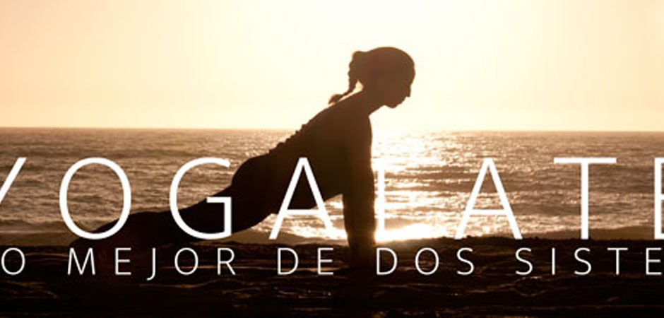 ¡Yoga y pilates juntos!