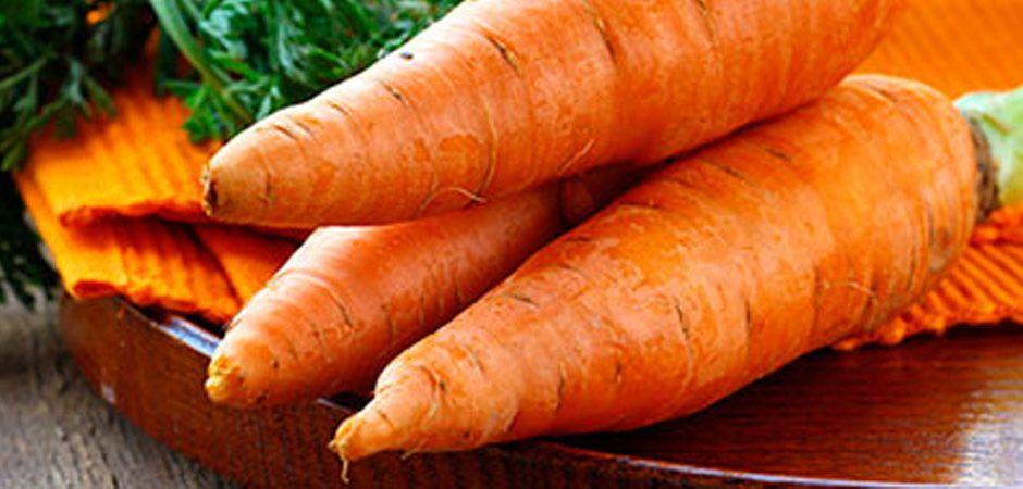 Zanahoria: Dale batalla a la hipertensión