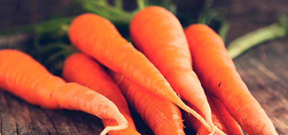 Zanahoria, una opción para tus postres