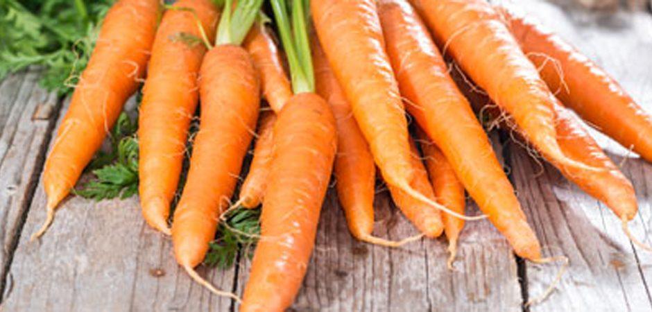 ¡Zanahorias a todas horas!