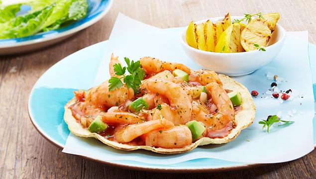 Coctel de camar n estilo mazatl n chef oropeza - Coctel de marisco ingredientes ...