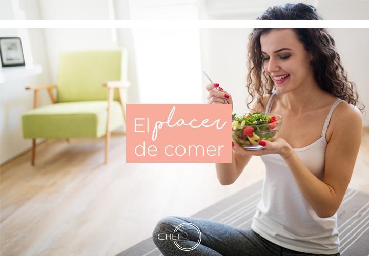 Bases de una dieta Mindfulness