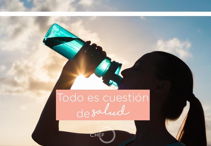 Hidratarse ¿antes, durante o después de ejercitarse?